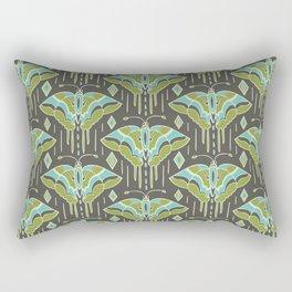 La maison des papillons Rectangular Pillow