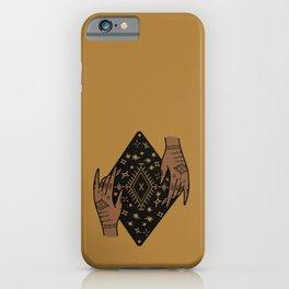 UrbanNesian Diamond Malu iPhone Case