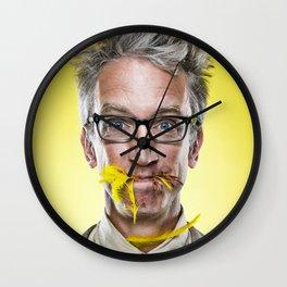 Andy Canary Wall Clock
