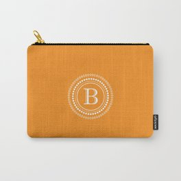 The Circle of  B Carry-All Pouch
