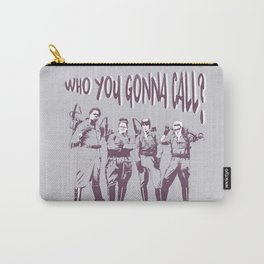 who? Carry-All Pouch
