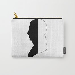 Jane Austen Persuasion Captain Wentworth  Carry-All Pouch