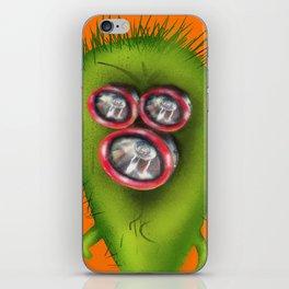 lux cactus iPhone Skin
