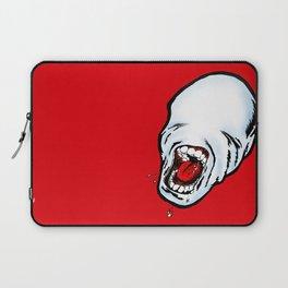 Screamer Red Laptop Sleeve