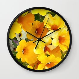 Nemesia Wall Clock