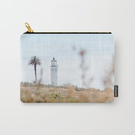 Travel photography Palos Verdes VI Lighthouse Carry-All Pouch