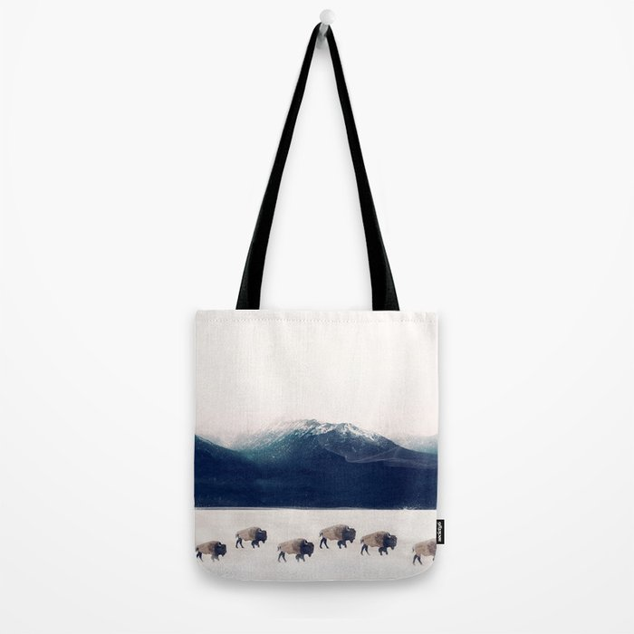 walk the line Tote Bag