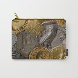 Ancient Coins 1 Carry-All Pouch