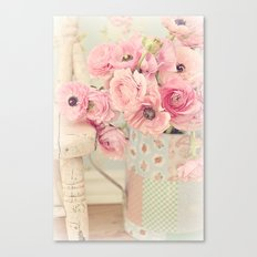 Sweet and Lovely Canvas Print