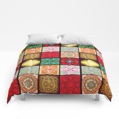 Patchwork Comforters