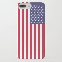 American Flag Scale G-spec 10:19 iPhone Case
