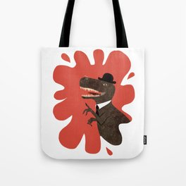 Gentleraptor Tote Bag
