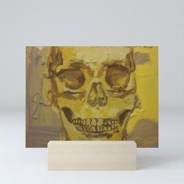 anatomy study Mini Art Print