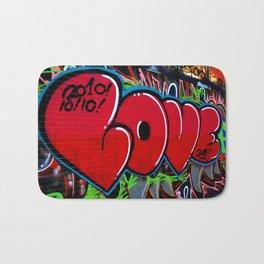 Love Art Bath Mat