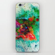 Everything is nothing 8 (therefore it was beautiful) iPhone & iPod Skin