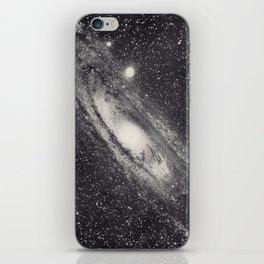 Vintage Astronomy-Nebula M31 Andromeda iPhone Skin