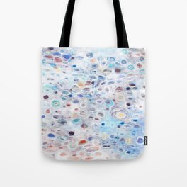 Tide Pool Reflections 2 Tote Bag