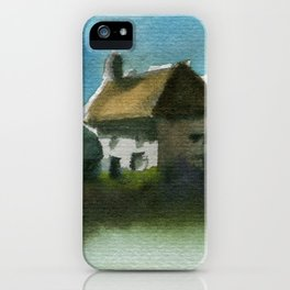 A Place in the Country iPhone Case