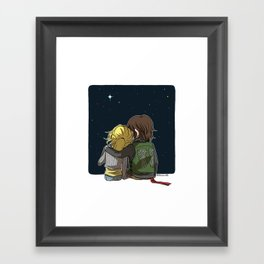Bethyl Framed Art Print
