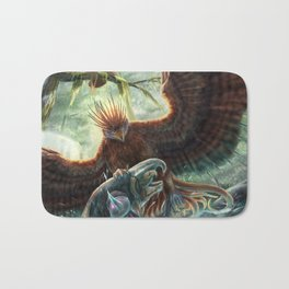 Scorpion Tailed Hawk Bath Mat