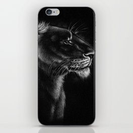 Proud Lioness iPhone Skin
