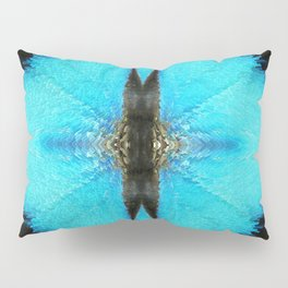 Good Karma - Abstract Art By Sharon Cummings Pillow Sham