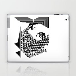 fray Laptop & iPad Skin