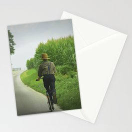 Getting Around in Lancaster, PA Stationery Cards