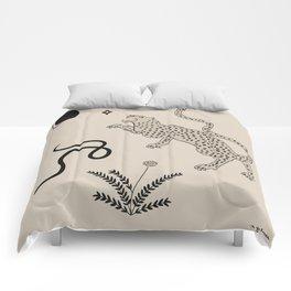 Desert Prey Comforters
