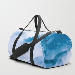 Mountain Wolves Duffle Bag