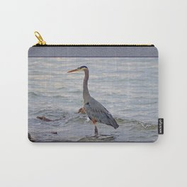 still here wading  Carry-All Pouch
