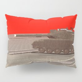 SquaRed:Armata Pillow Sham