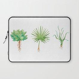 Plant Trio Watercolor Laptop Sleeve