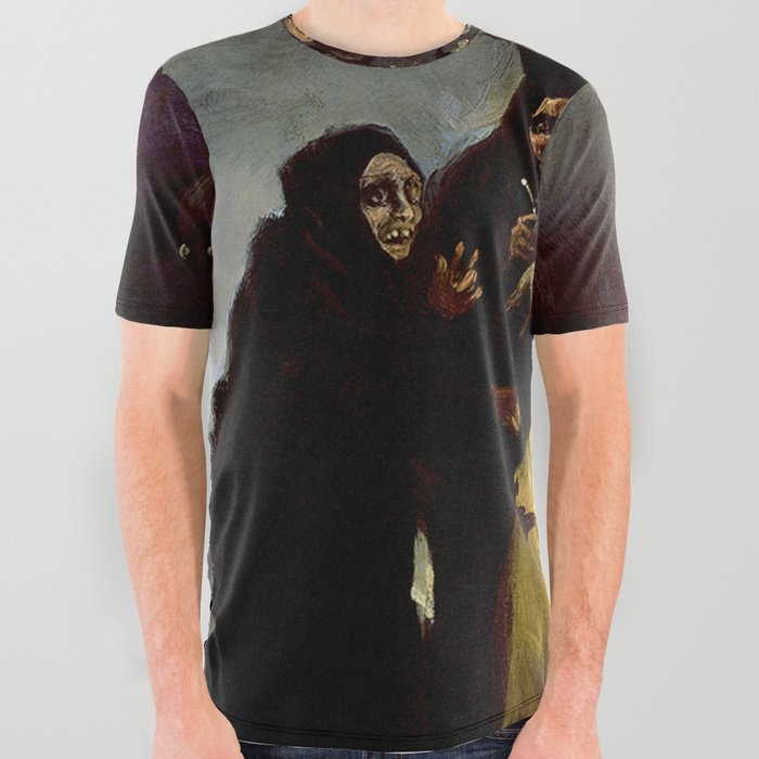THE_WITCHES_SPELL__FRANCISCO_GO_All_Over_Graphic_Tee_by_THE_ICONIC_PAINTINGS__Small