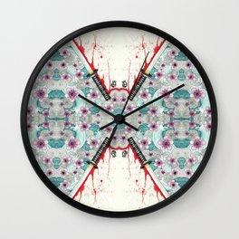 Rurouni Kenshin fanart Wall Clock