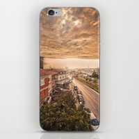 istanbul iPhone & iPod Skins featuring Istanbul by Obey24com
