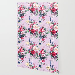 Bouquets with roses 2 Wallpaper