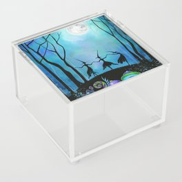 Halloween Dance Acrylic Box