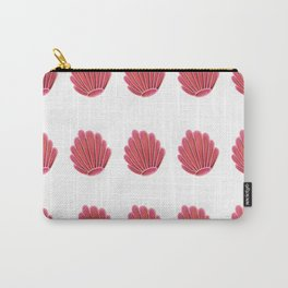 Pink SeaShells Carry-All Pouch