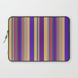awning stripe Laptop Sleeve