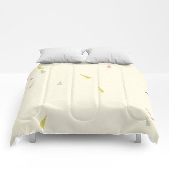 Paper Planes Comforters