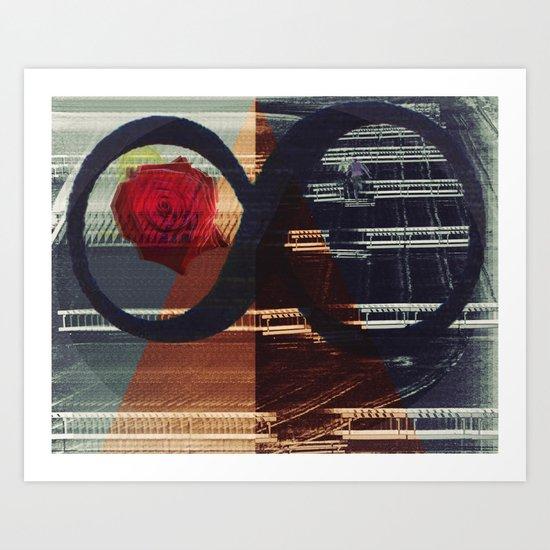 Infinito Art Print