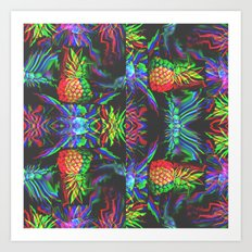 fanapple pinetasia Art Print