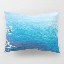 Big Blue Pillow Sham
