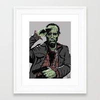 lil bub Framed Art Prints featuring Bub by Nathan Jackson Artist