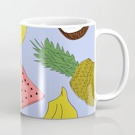Fruit! in Sky Blue Coffee Mug