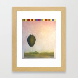 Our Farm Framed Art Print