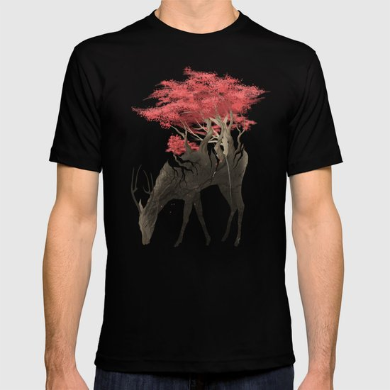 Revenge of the forest T-shirt