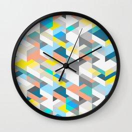 New Harlequin Wall Clock
