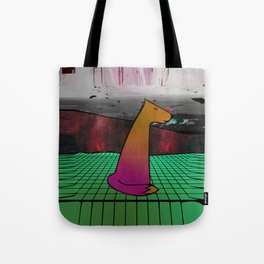 Time Pup Tote Bag